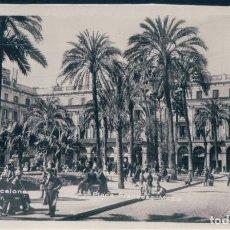 Postales: POSTAL BARCELONA - PLACA FRANCESC MACIA - ZERKOWITZ. Lote 171499494