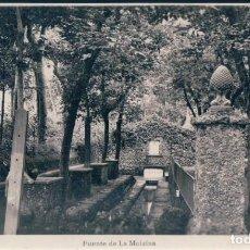 Postales: POSTAL OLOT - FUENTE DE LA MOIXINA - ARQUES. Lote 171505105
