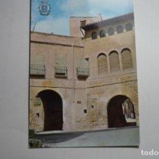 Postales: POSTAL ALCOVER -PORTAL DE LA SAURA. Lote 171516980
