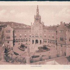 Postales: POSTAL BARCELONA - HOSPITAL SAN PABLO - ROISIN. Lote 171594035