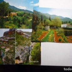 Postales: LOTE POSTALES ULLDEMOLINS-TARRAGONA . Lote 171636185