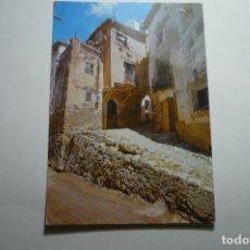 Postales: POSTAL PONT D´ARMENTERA - CALLE VILA-CLOSA. Lote 171636389