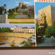 Postales: POSTAL TARRAGONA DIVERSOS ASPECTOS. Lote 171636429
