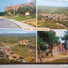Postales: POSTAL TARRAGONA- URB.SAN SALVADOR . Lote 171636492
