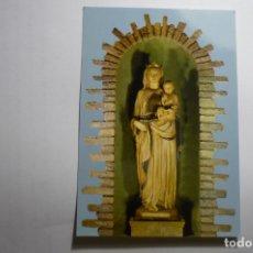 Postales: POSTAL VALLFOGONA DE RIUCORB -IMAGEN VIRGEN FUENTE SALUD. Lote 171637027