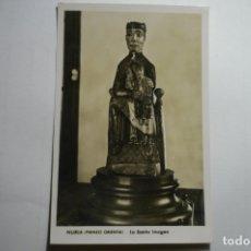 Postales: POSTAL NURIA -SANTA IMAGEN -ESCRITA CM. Lote 171642442