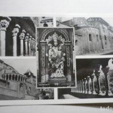 Postales: POSTAL SEO URGEL -STA.MARIA Y CLAUSTROS CATEDRAL CM. Lote 171642504