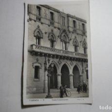 Postales: POSTAL TARRASA - CASA CONSISTORIAL -CIRCULADA CM. Lote 171642525