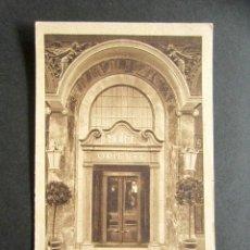 Postales: POSTAL CATALUÑA. BARCELONA. HOTEL ORIENTE BARCELONA. ESCRITA POSTERIORMENTE EN EL AÑO 1953. . Lote 171663530
