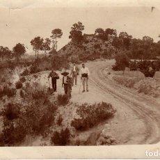 Postales: POSTAL FOTOGRAFICA DE MAS DE POLDO - EL MOLAR - PRIORAT- TARRAGONA ----EXCELENTE----. Lote 171751014