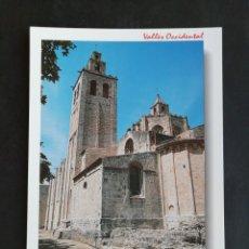 Postales: POSTAL SANT CUGAT DEL VALLÈS. REIAL MONESTIR DE SANT CUGAT. . Lote 172087934