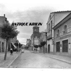 Postales: AGRAMUNT Nº 11 AVENIDA MARIANO JOLONCH .- FOTO RAYMOND .- BISCUTER . Lote 172178719