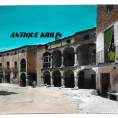 Postales: AGRAMUNT Nº 4 PLAZA AMBALL .- FOTO RAYMOND . Lote 172179290