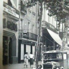 Postales: ANTIGUA TARJETA POSTAL FOTOGRAFICA DE RAMBLA DE S. ISIDRE IGUALADA. Lote 172227785