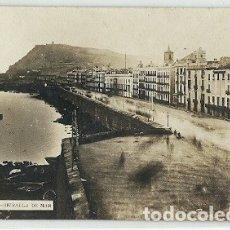 Postales: ANTIGUA POSTAL BARCELONA AÑO 1870 MURALLA DE MAR. Lote 172421427