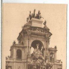 Postales: BARCELONA PARQUE CIUDADELA SIN ESCRIBIR. Lote 172702190