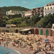 Cartes Postales: POSTAL DE COSTA BRAVA CALELLA DE PALAFRUGELL GERONA ED V.C FONT MAYOL Nº 1244 AÑO 1966. Lote 172990760