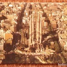Postales: BARCELONA - SAGRADA FAMILIA. Lote 172993352