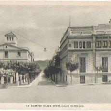 Postales: P-9421. POSTAL LA GARRIGA, CALLE CARDEDEU. . Lote 173005017