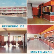 Cartes Postales: TARRAGONA MONTBLANCH HOTEL DUCEL ED. RAYMOND Nº 6 AÑO 1967. Lote 173151169