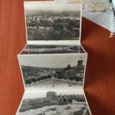 Postales: POSTALES FOTOGRAFÍAS POR ( CLICHÉ GORDO ) DE TREMP - LERIDA ACORDEÓN DE 5 POSTALES ( ÚNICO ). Lote 173512320