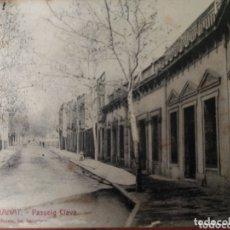 Postales: POSTAL FOTOGRÁFICA ECHA POR L. ROISIN PASEO CLAVE - SENTMANAT - BARCELONA ( ÚNICA) MÁS EN MÍ PERFIL. Lote 173513953