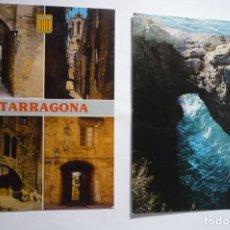 Postales: LOTE POSTALES TARRAGONA. Lote 173522527