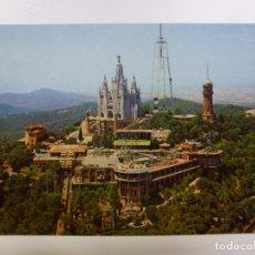 Postales: POSTAL. BARCELONA. CUMBRE TIBIDABO. B. 0161. ED. CYP. NO ESCRITA. . Lote 173554695