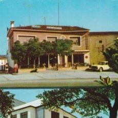 Postales: GERONA DANSE CARRETERA SAN FELIU VIDRERAS COSTA BRAVA ED. MALLAL AÑO 1966. Lote 173569674