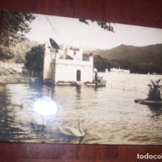 Postales: BAÑOLAS - LAGO. Lote 173882472