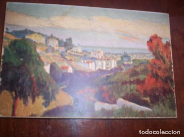CATALUÑA ARTISTICA - BARCELONA - VALLCARCA (Postales - España - Cataluña Moderna (desde 1940))