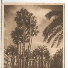 Postales: BARCELONA PLAZA DE MACIA ESCRITA. Lote 173958685