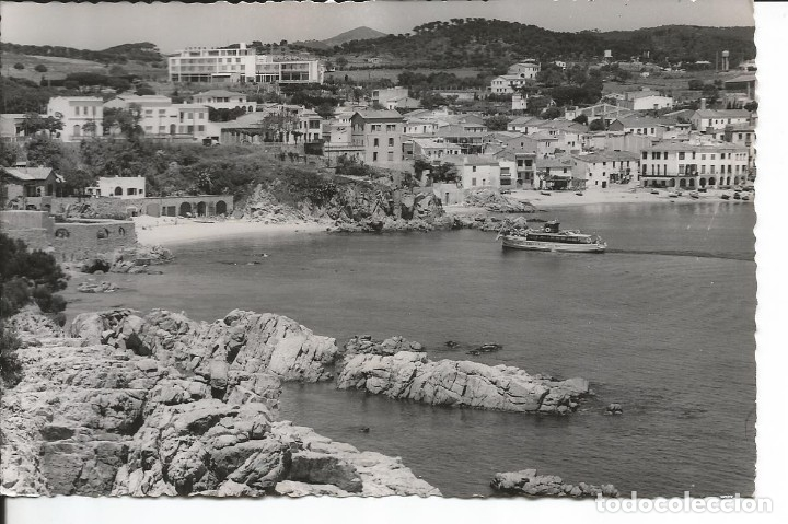CALELLA DE PALAFRUGELL-GIRONA (Postales - España - Cataluña Moderna (desde 1940))