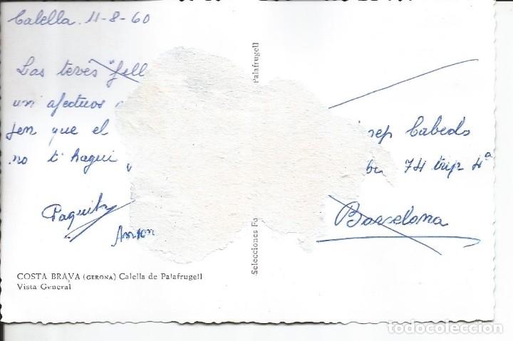 Postales: calella de palafrugell-girona - Foto 2 - 173978595