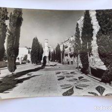 Cartes Postales: TARRAGONA. POSTAL SERIE I, NO.815, PASEO DEL IMPERIO. EDITA: A. CAMPAÑA Y J. PUIG (H.1960?). Lote 174000045