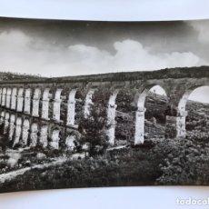 Cartes Postales: TARRAGONA. POSTAL SERIE I, NO.811, ACUEDUCTO ROMANO (SIGLO I) EDITA: A. CAMPAÑA Y J. PUIG (H.1960?). Lote 174000079