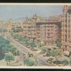 Postales: BARCELONA. *AVENIDA GENERALÍSIMO FRANCO* ED. ARCHIVO ARTE SERIE C Nº 107. NUEVA.. Lote 3609666