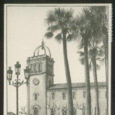 Postales: BARCELONA. *UNIVERSIDAD* ED. S.I.D.E. S.A. SERIE C59 Nº 7. NUEVA.. Lote 9016334