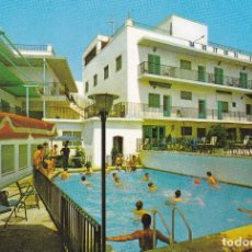 Postales: GIRONA FIGUERAS HOTEL TRAVE ED. MALLAL AÑO 1970. Lote 174136873