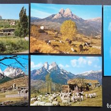 Postales: 5 ANTIGUAS POSTALES DE SALDES , SIN CIRCULAR. Lote 174160552