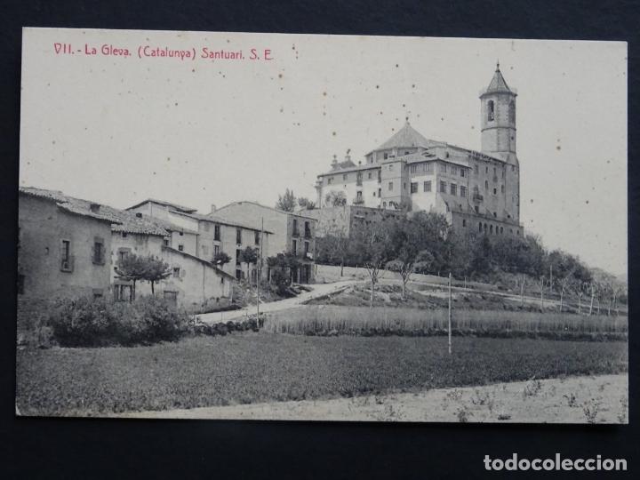 LA GLEVA, ANTIGUA POSTAL SIN CIRCULAR (Postales - España - Cataluña Antigua (hasta 1939))