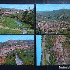 Postales: 4 POSTALES DE COPONS ( BARCELONA ), SIN CIRCULAR . EDITADAS POR ANGELA CLOSA (ESTANCO). Lote 174177875