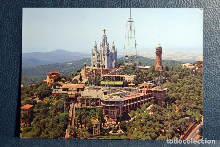 CUMBRE TIBIDABO - BARCELONA - B. 0161 - CYP (Postales - España - Cataluña Moderna (desde 1940))