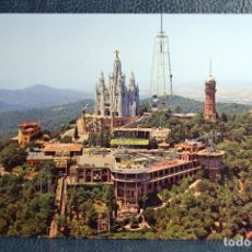 Postales: CUMBRE TIBIDABO - BARCELONA - B. 0161 - CYP. Lote 174247023