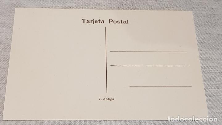 Postales: OLOT - 2 / PONT DE COLON / EDIT: J. ANTIGA / SIN CIRCULAR. DE LUJO. - Foto 2 - 174329405