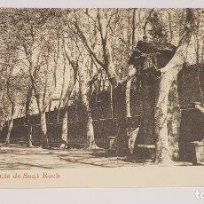 Postales: OLOT - 5 / FONTS DE SANT ROCH / EDIT: J. ANTIGA / SIN CIRCULAR. DE LUJO.. Lote 174329997