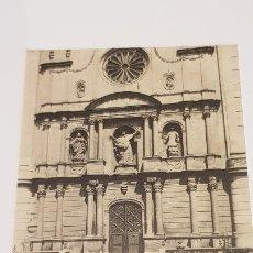 Postales: OLOT - 6 / ESGLÉSIA PARROQUIAL / EDIT: J. ANTIGA / SIN CIRCULAR. DE LUJO.. Lote 174330183