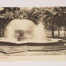 Postales: OLOT - 7 / EL PARC / EDIT: J. ANTIGA / SIN CIRCULAR. DE LUJO.. Lote 174330407