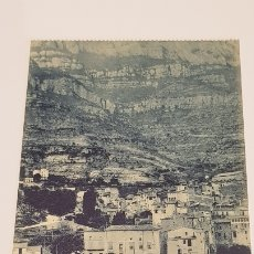 Postales: MONISTROL DE MONTSERRAT - 9 / VISTA PARCIAL / EDIT: ALFARA / SIN CIRCULAR.. Lote 174374460