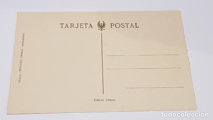 Postales: MONISTROL DE MONTSERRAT - 6 / CASA SR. COMA I BARRI STA. ANNA / EDIT: ALFARA / SIN CIRCULAR. - Foto 2 - 174374938